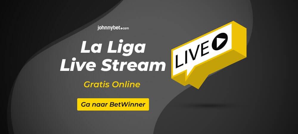 Gratis La Liga Live Streams