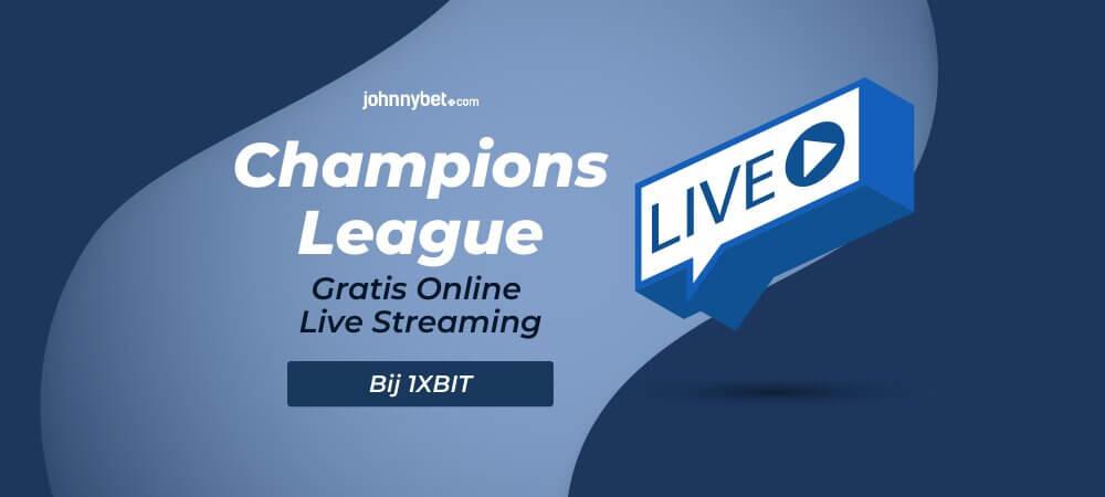 Champions League Live Streams