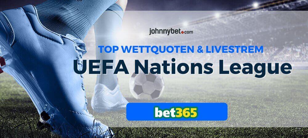 Nations League Live Stream online kostenlos