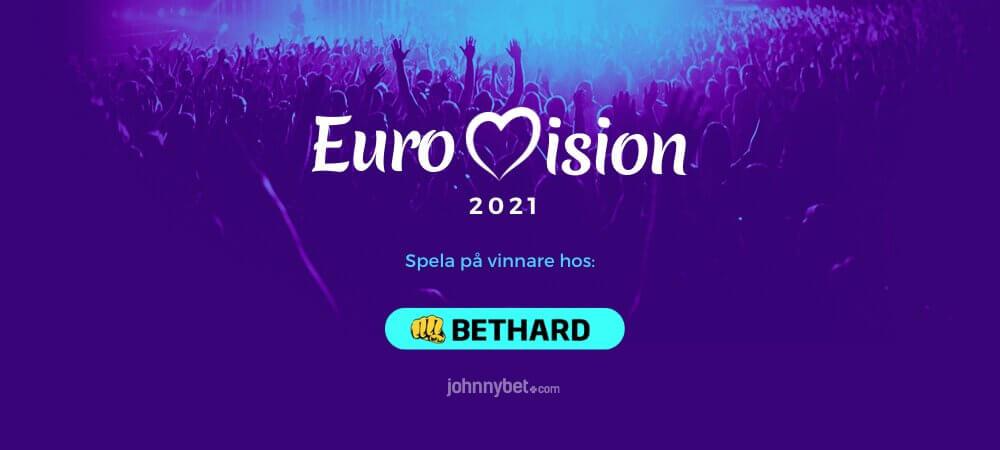 Eurovision odds speltips bethard