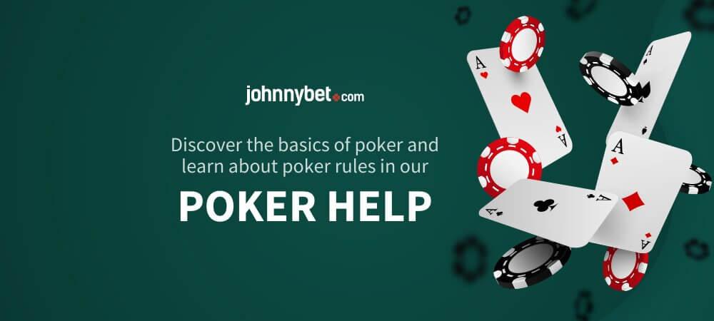 Poker Help