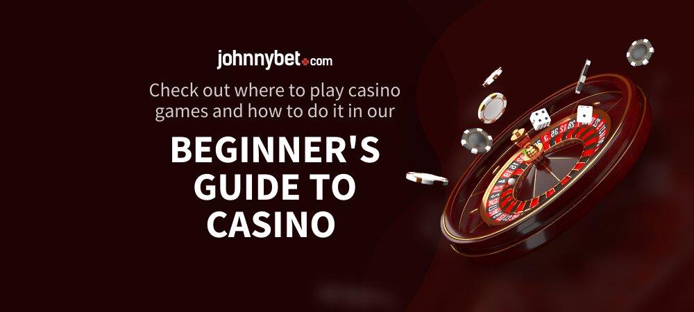 Beginner's Guide to Casino