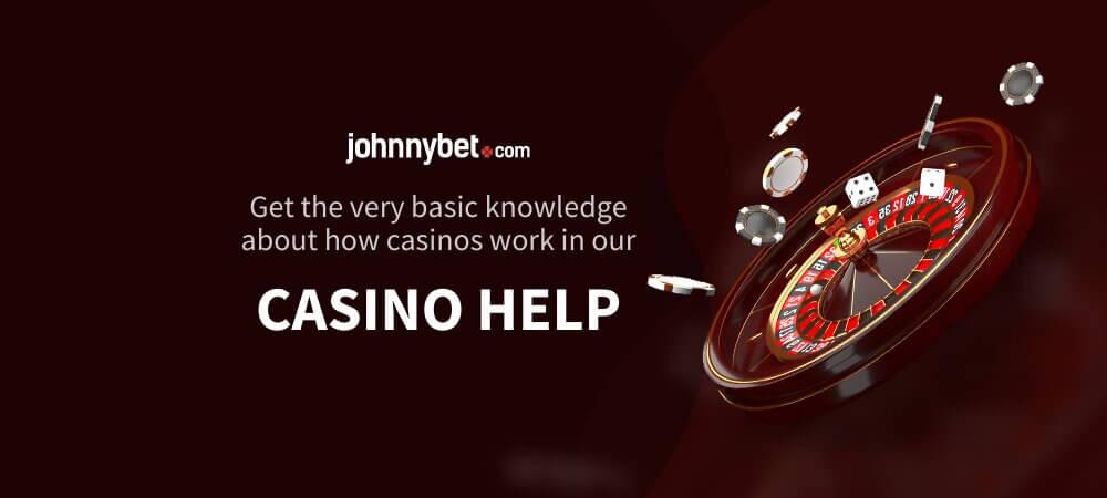 Casino Help