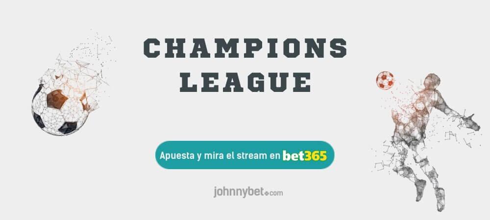 Pronósticos Champions League Apuestas 21