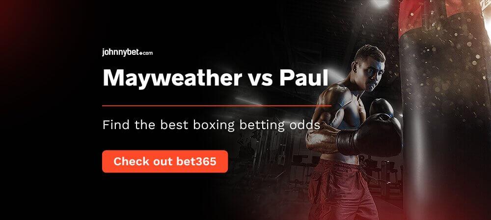 Mayweather vs Paul Betting Tips