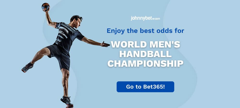 World Men's Handball Championship 2021 Betting Tips