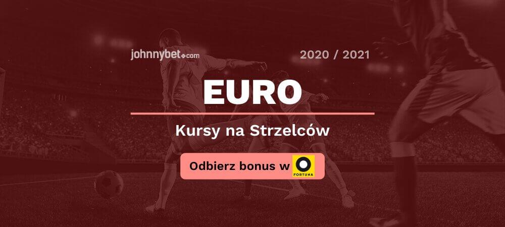 Euro 2020 / 2021 Zakłady Bukmacherskie na Króla Strzelców