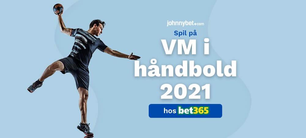 VM Håndbold odds