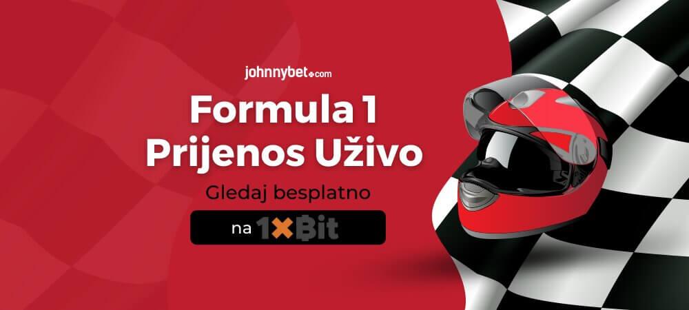 Formula 1 - Prijenos Uživo - Live stream