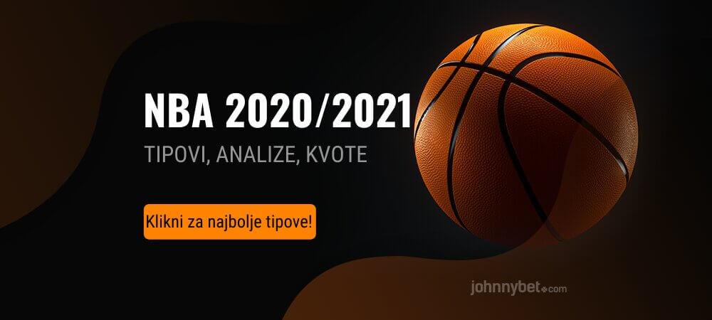 NBA 2020/2021 Tipovi i Analize
