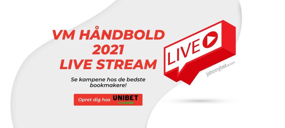 VM Håndbold Live Stream