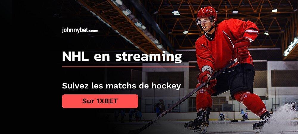 NHL Streaming Live Gratuit
