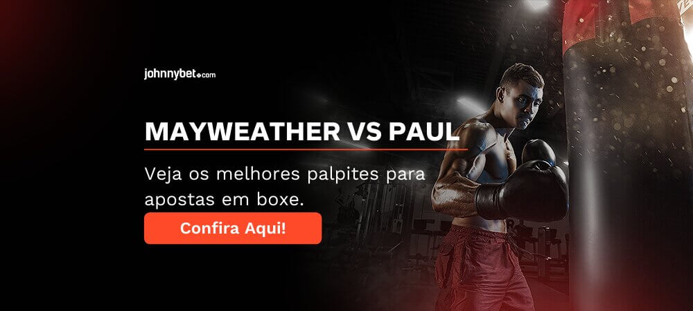 Prognóstico Mayweather vs Logan Paul