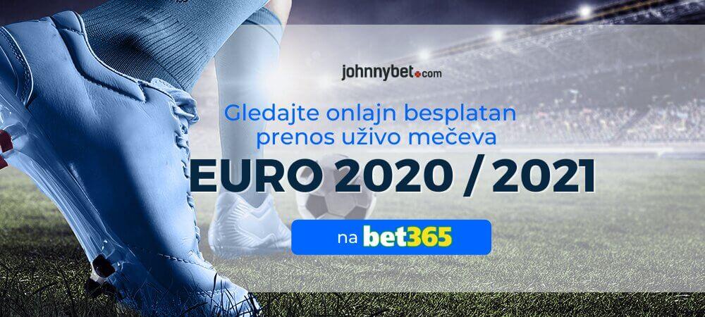 Evropsko Prvenstvo u Fudbalu 2020 / 2021 Prenos Uživo