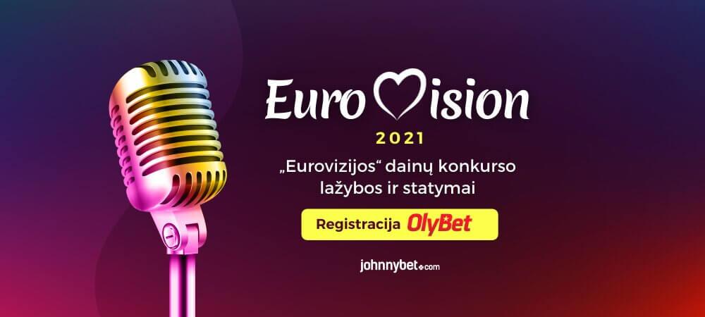 Lažybos už Euroviziją