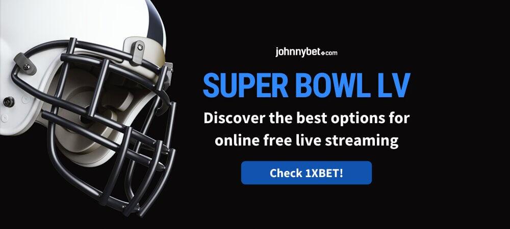 2021 Super Bowl LV Live Stream