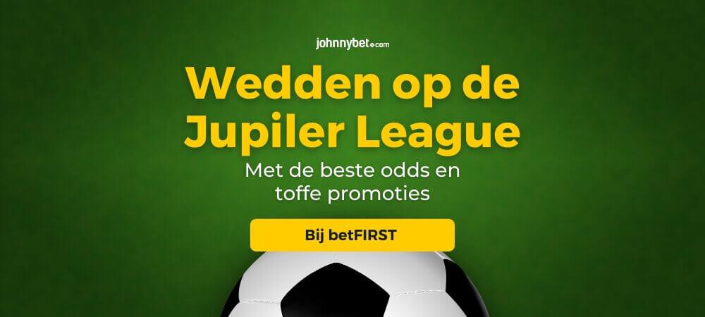 Wedden op Jupiler Pro League