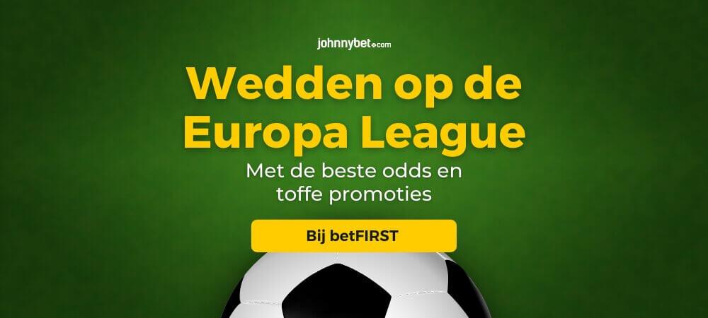 Europa league wedden betfirst