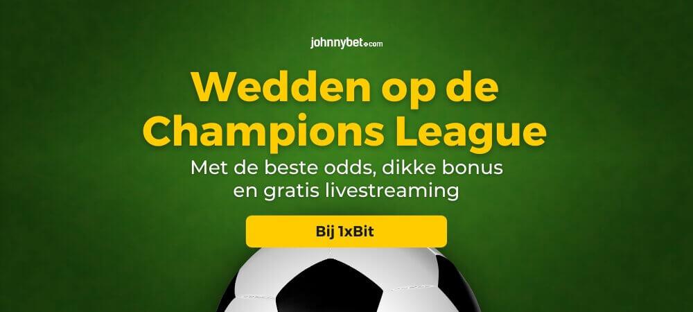 Champions League Wedtips en Voorspellingen