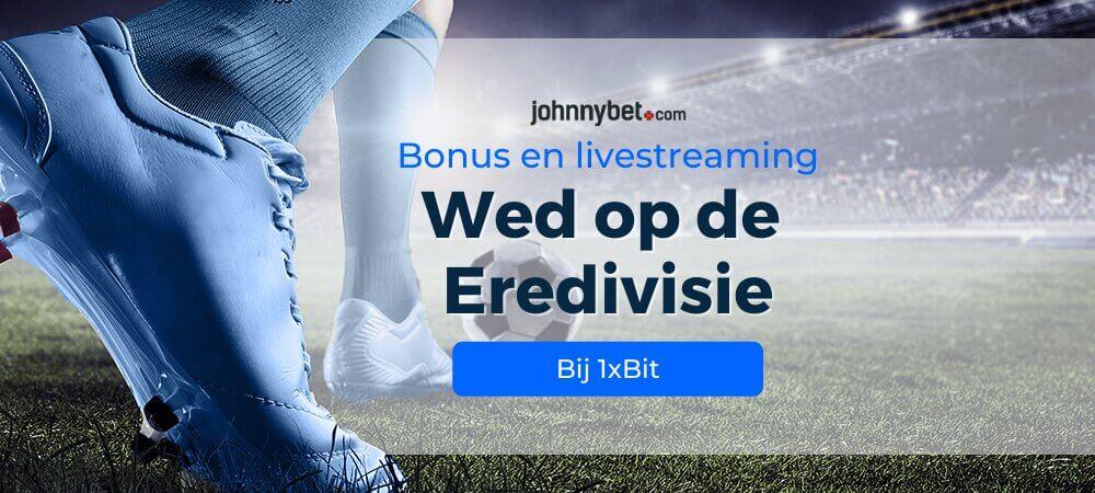 Wedden op de Eredivisie