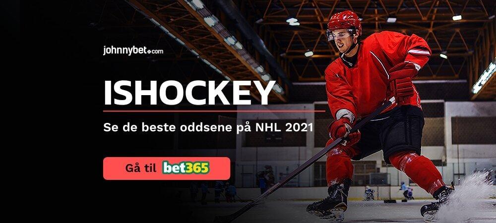 NHL 2020/2021 odds