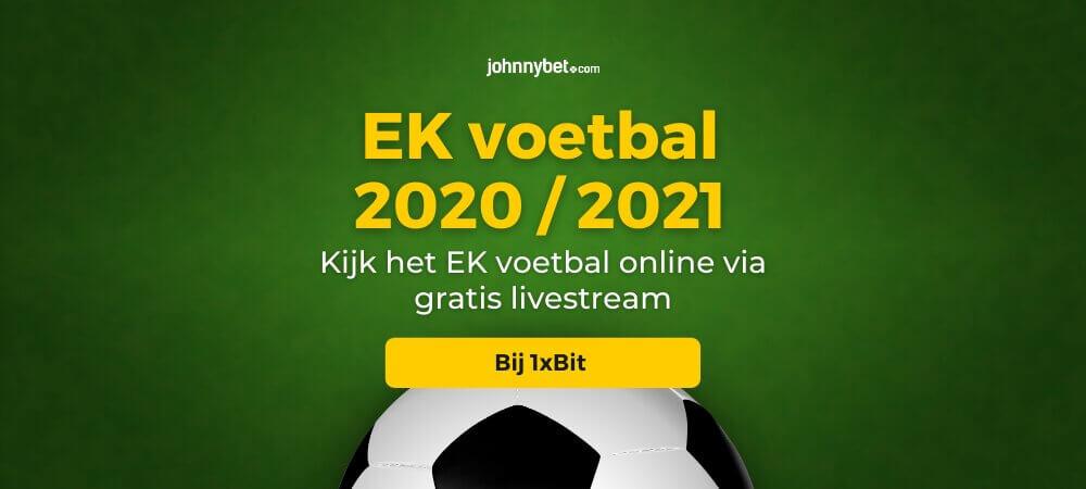 Gratis EK 2020 / 2021 Livestreams