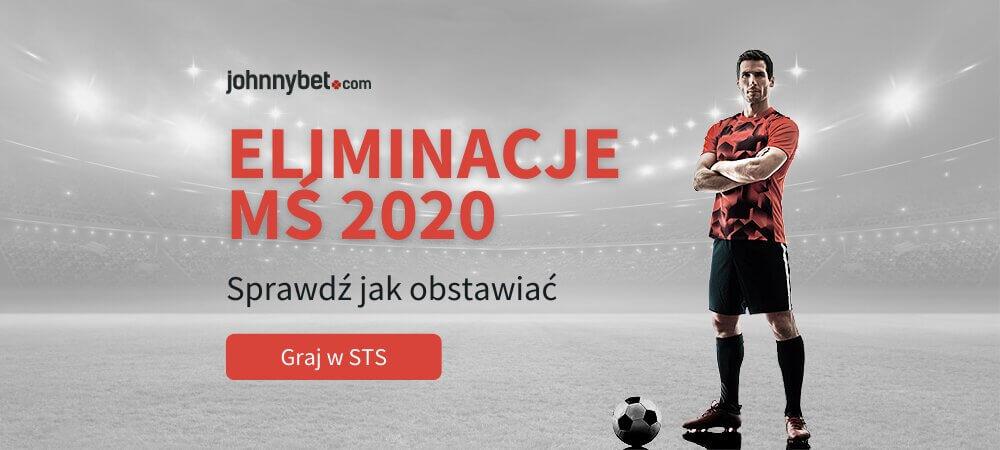 Eliminacje MŚ 2022 Zakłady Bukmacherskie