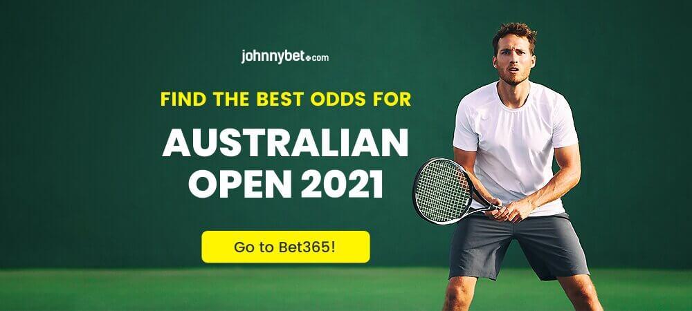 Australian Open 2021 Betting Tips