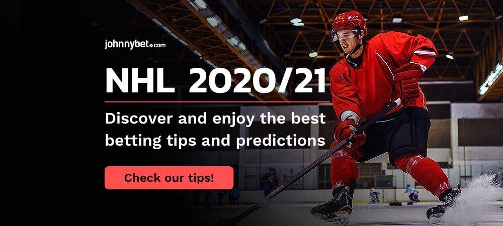 NHL Betting Tips 2020/21