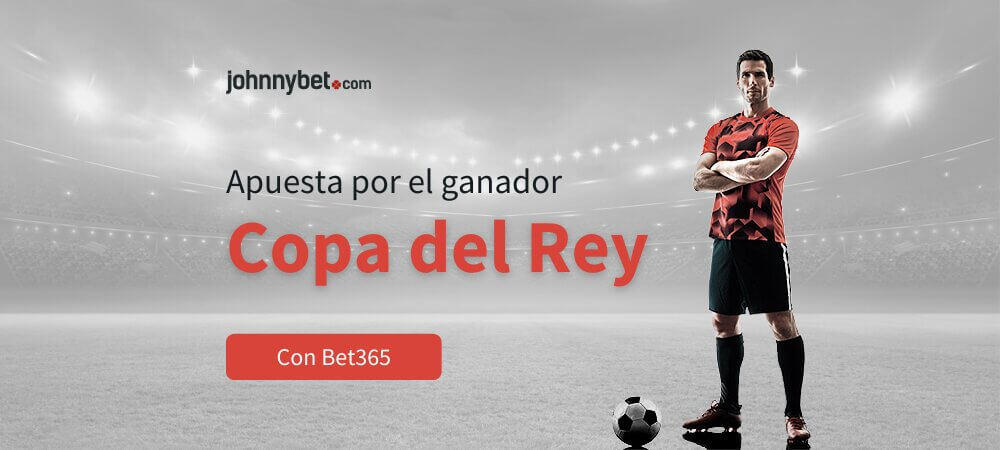 Apuestas Ganador Copa del Rey