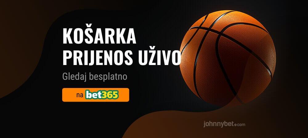 Košarka - Prijenos Uživo - Live stream