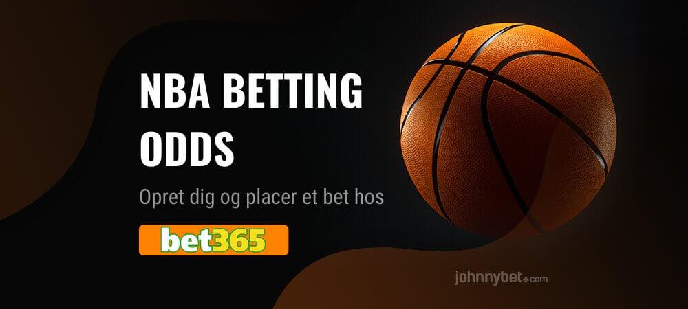 Bedste NBA Odds