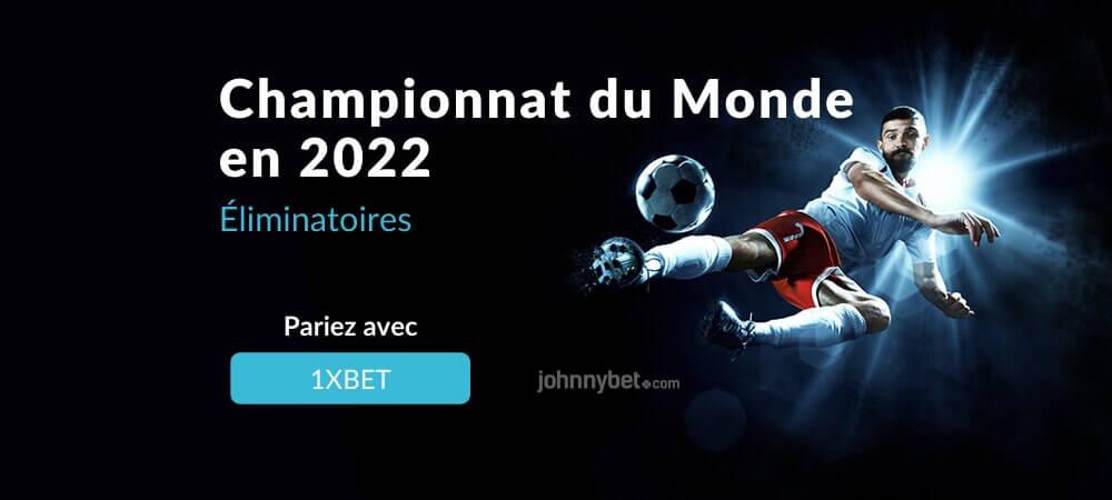 PronosticQualification Coupe du Monde