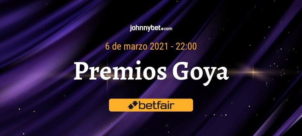 Apuestas Premios Goya