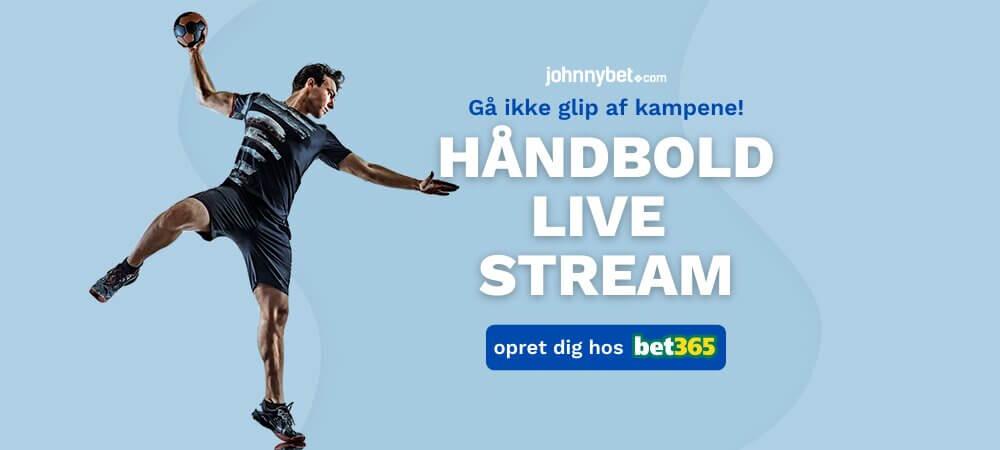 Håndbold Live Stream Online
