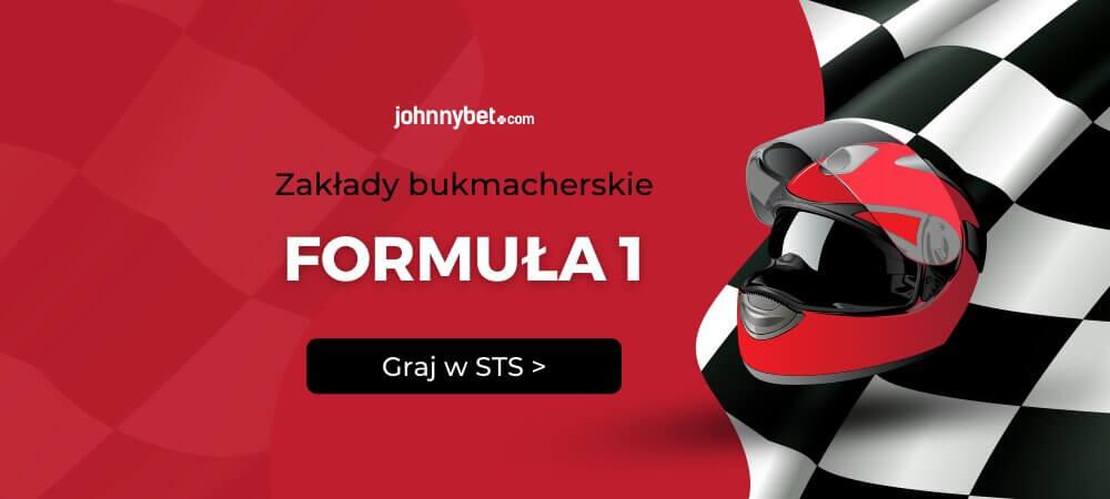 F1 Zakłady Bukmacherskie Online