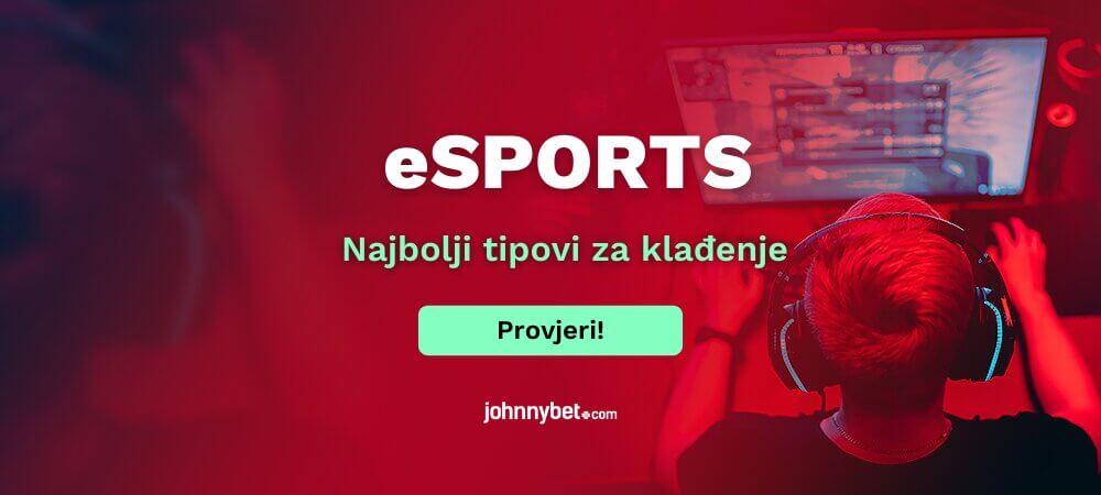 eSports Klađenje i Tipovi