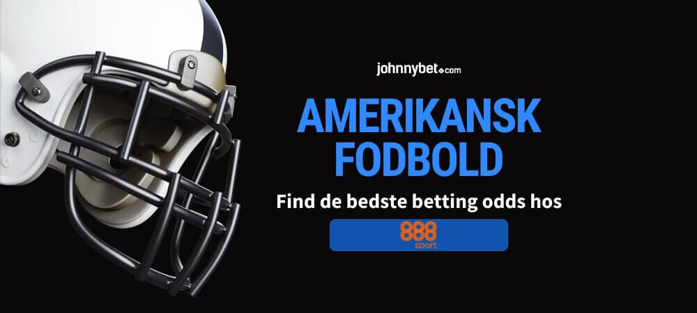 Amerikansk fodbold banner 888