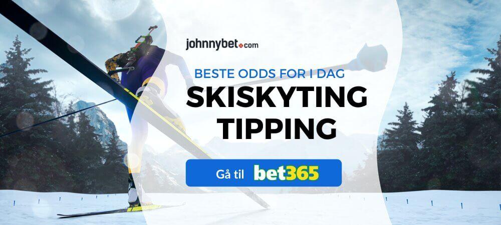 Bet365 skiskyting tipping