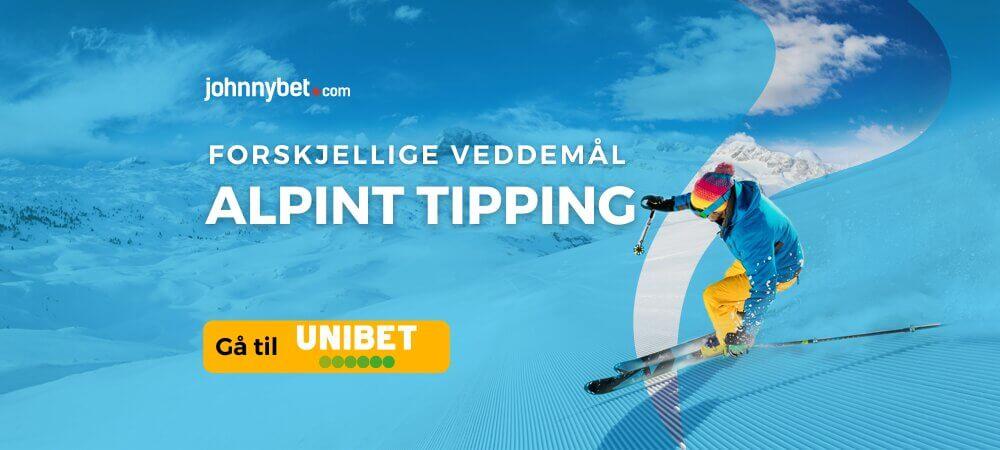 Alpint Tipping