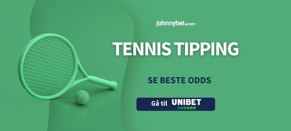 Tennis tipping