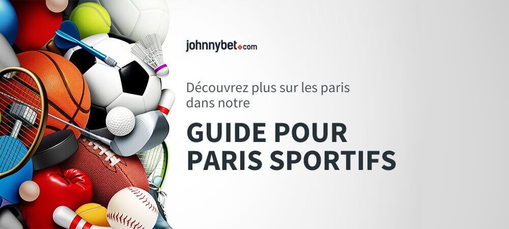 Guide Pour Paris Sportifs