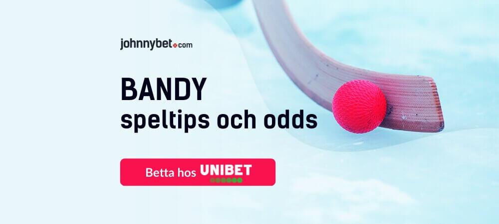 Bandy betting online unibet