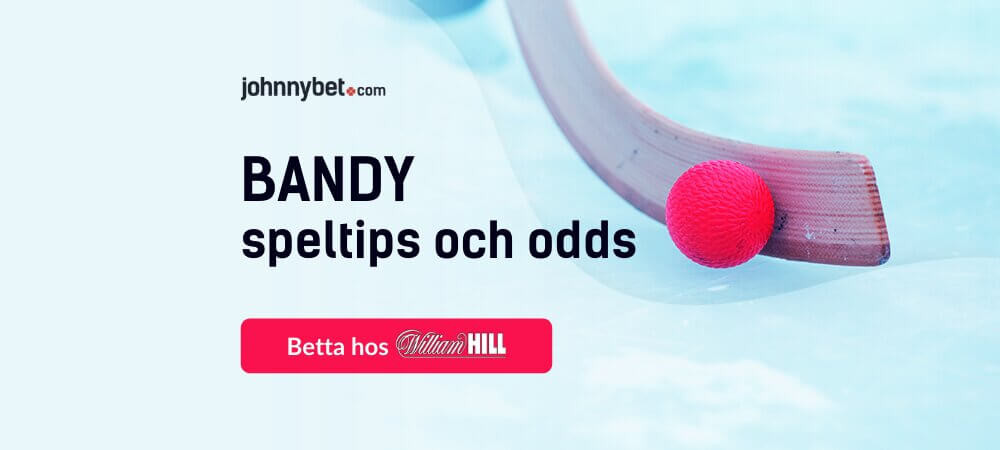 Bandy betting online william hill