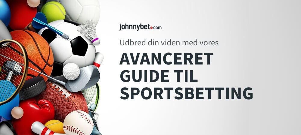 Avanceret Guide til Sportsbetting