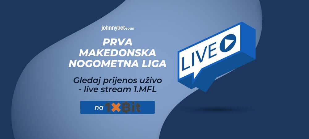 1.MFL Prijenos Uživo - Live Stream