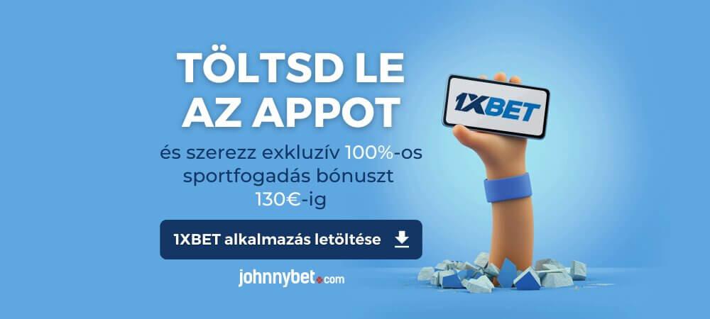 1XBET Mobil Alkalmazás