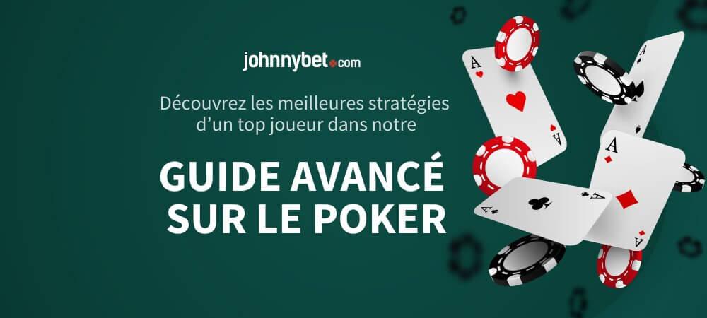Guide avancé sur le poker