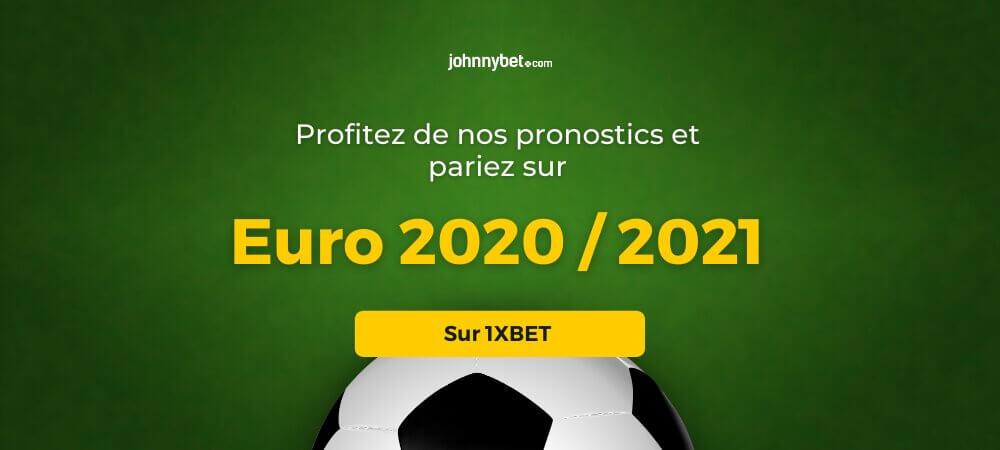 Pronostic Euro 2020 / 2021