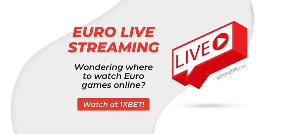 Euro 2020 / 2021 Live Streaming